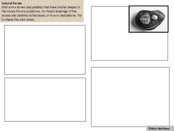 ART. Sketchbook Workbook Step by Step Guide