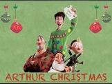 ARTHUR CHRISTMAS MOVIE GUIDE,  CHRISTMAS ACTIVITY
