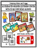 ARTHUR & FROGGY Accelerated Reader AR Listening Center w/57 QR Code READ ALOUDS