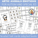 ARTIC ANIMAL EMOTIONS  FOR AUTISM AND SPECIAL EDUCATION
