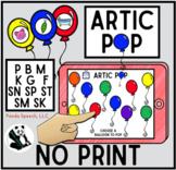 ARTIC Pop! NO PRINT