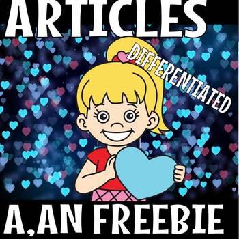 ARTICLES (A,AN)
