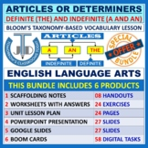 ARTICLES/DETERMINERS: BUNDLE