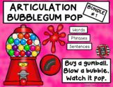 ARTICULATION BUBBLEGUM POP - BUNDLE #1