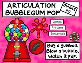 ARTICULATION BUBBLEGUM POP - BUNDLE #2