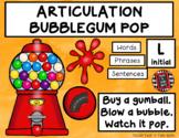 ARTICULATION BUBBLEGUM POP - L