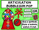 ARTICULATION BUBBLEGUM POP - R Blends Part 2