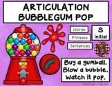 ARTICULATION BUBBLEGUM POP - S