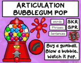 ARTICULATION BUBBLEGUM POP - S Blend Clusters