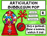 ARTICULATION BUBBLEGUM POP - Vocalic R and R - Part 2