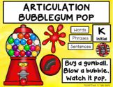 ARTICULATION BUBBLEGUM POP - K