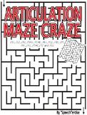 ARTICULATION MAZE CRAZE