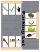 SPEECH THERAPY ARTICULATION PARKING LOT BUNDLE for /R/,/SH/,/CH/ and /S/ BLENDS
