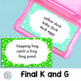 ARTICULATION PHRASE CARDS for K and G - Stimulus Materials