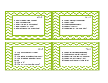 ARTICULATION -600 Questions for Articulation Practice