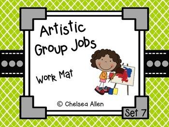 ARTISTIC Group Work Assignment Mats
