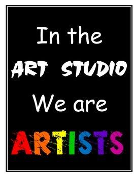 ARTISTS Class Rules
