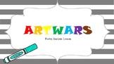 ARTWARS: A Poetry Analysis Technique