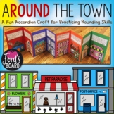 ARound the Town | A Craftivity for Rounding to the Nearest