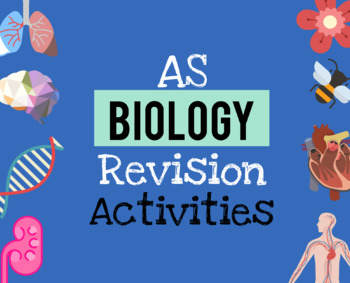 AS Biology revision activities