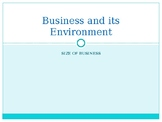 AS Level PPTs Business Studies, Size of Business (12 slide