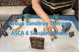 ASCA Group Sandtray Therapy 6 Session Bundle
