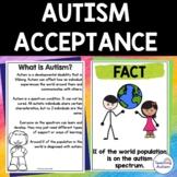 Autism Awareness Activity Bundle