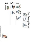 ASD Visuals: Fundough Recipe