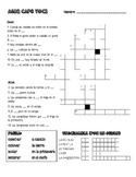 ASD2 Cap8 Voc2 (Farm Vocab) Worksheet