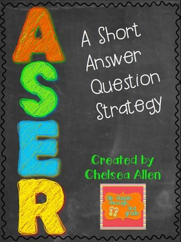 ASER - A Short Answer Strategy