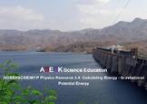 ASESK GCSE Physics Resource 3.4: Energy - Gravitational Po