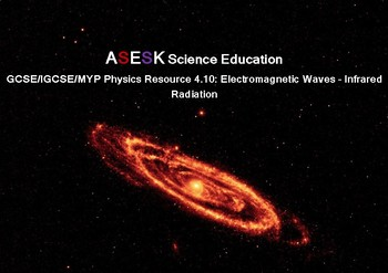 ASESK GCSE Physics Resource 4.10: Electromagnetic Waves - Infrared Radiation