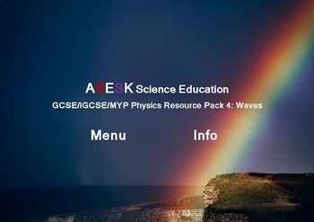 ASESK Physics Resource Pack 4 - Waves