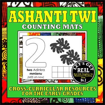 ASHANTI TWI Counting Mats