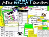 ASKING QUESTIONS:  Great Readers Ask Great Questions! CCSS 2.RL.1, 2.RL.2