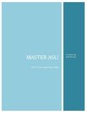 ASL 1 - Unit 1 Book Exam