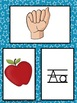 ASL: ABC's wall cards