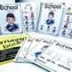 ASL Adapted Books for Guided Reading SCHOOL PLACES