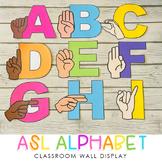 ASL Alphabet Display