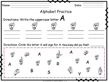 how to write letter of identification