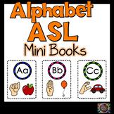 ASL Phonics Alphabet Book American Sign Language