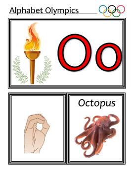 ASL Alphabet Olympics