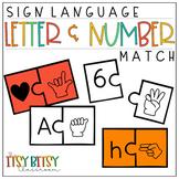 ASL Alphabet Puzzle