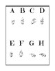 ASL Alphabet and Numbers 1-10