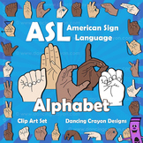 American Sign Language ASL Clipart
