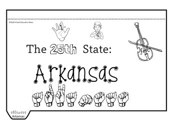 ASL Arkansas State Flipbook