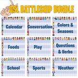 ASL Battleship Bundle - 9 Boards included