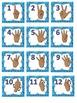 ASL Calendar in Blue