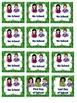 ASL Classroom Calendar Sets in Green Color