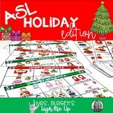ASL Christmas Edition
